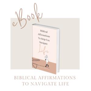 biblical affirmations ebook